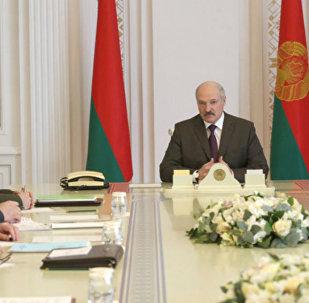 Президент Беларуси на совещании по вопросам общественной безопасности