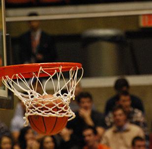 Баскетбольнай кальцо, архіўнае фота
