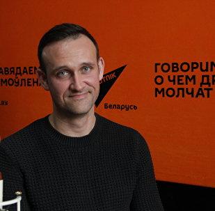 Режиссер-постановщик Александр Марченко