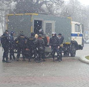 Задержания граждан