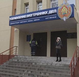 Милиция начала выпускать некоторых доставленных в столичные РУВД