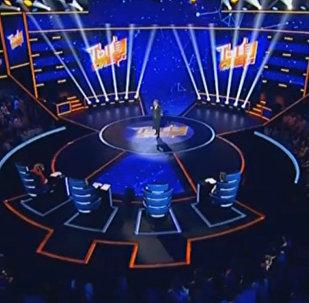LIVE: шоу Ты супер! с участием Насти Кравчени на телеканале НТВ