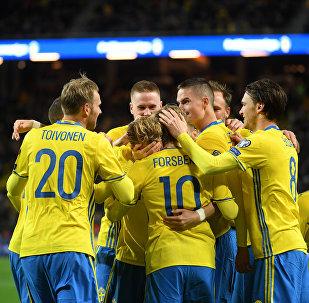 Зборная Швецыі па футболе