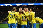 Сборная Швеции по футболу