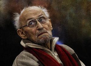 Народный художник Беларуси Май Данциг