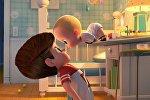 Кадр из мультфильма Босс-молокосос