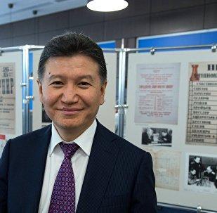 Кірсан Ілюмжынаў