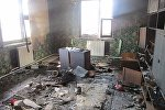 На пожаре в Пуховичском районе погибла 12-летняя девочка