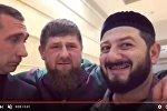 Галустян и Кадыров обратились к НАТО