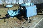 Авария в Дятловском районе