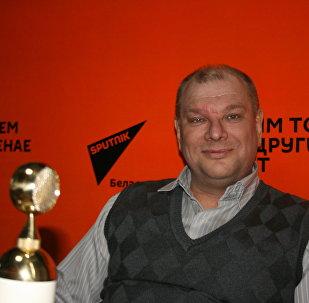 Доктор исторических наук, профессор Борис Ковалев