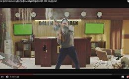 Посадить Лундгрена на шпагат: бэкстейдж со съемок актера от Wargaming