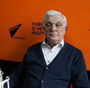 Общественный деятель, председатель правления Белорусского общественного объединения Породненные города Борис Батура