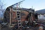 Последствия пожара в Витебске