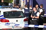 Бельгийская полиция, архивное фото