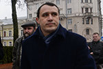 Павел Северинец у Администрации президента