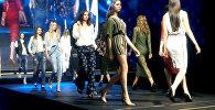 Модный показ Мода Италия Минск прошел в белорусской столице