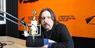 Лидер группы Палац Олег Хоменко