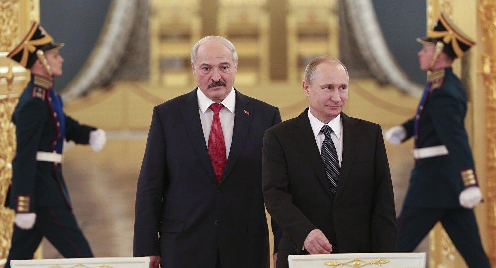 Москва иМинск договорились погазу— Путин