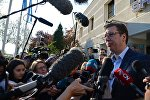 Президентские выборы в Сербии