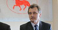 Лидер Объединенной гражданской партии (ОГП) Анатолий Лебедько