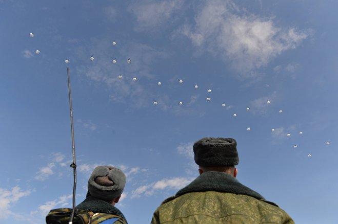 ДесантникиРФ и Беларуссии уничтожат «террористов» научениях вВитебской области