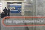 Следователи в метро Санкт-Петербурга