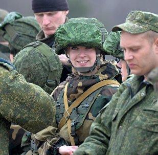 Сумесныя вучэнні ПДВ Расіі і Сіл спецаперацый Беларусі