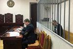 Бывший начальник ГАИ Вилейки Виталий Навойчик