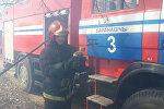 Пажарны з вожыкам