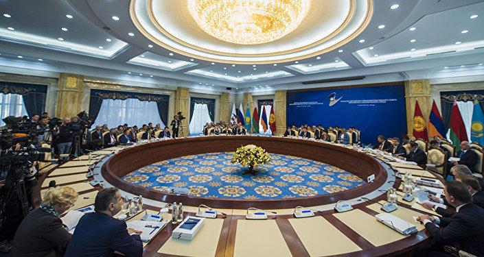 Республика Белоруссия подписала пограничный кодекс ЕАЭС 12апреля