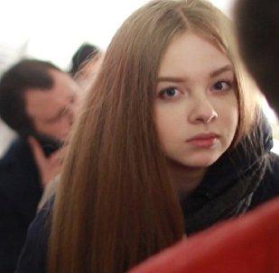 Ты супер!: Настя Кравченя и Влад Лоскутов прогулялись по Москве