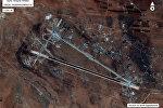 Аэродром Шайрат в провинции Хомс