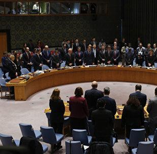 Заседание Совбеза ООН