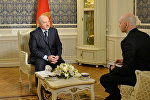 Интервью Александра Лукашенко телекомпании Мир