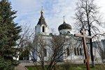 Церковь Марии Магдалины в Минске, архивное фото