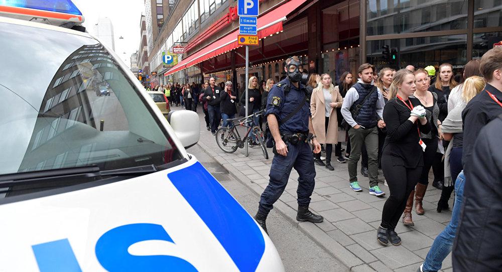 ВШвеции уточнили число погибших теракта