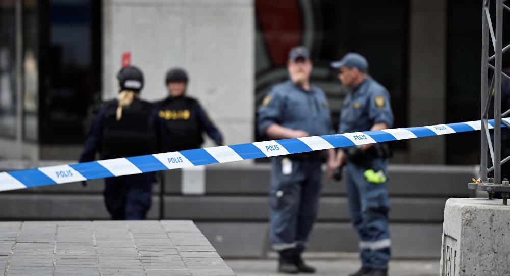 МИД Украины проверяет наличие украинцев среди пострадавших вСтокгольме