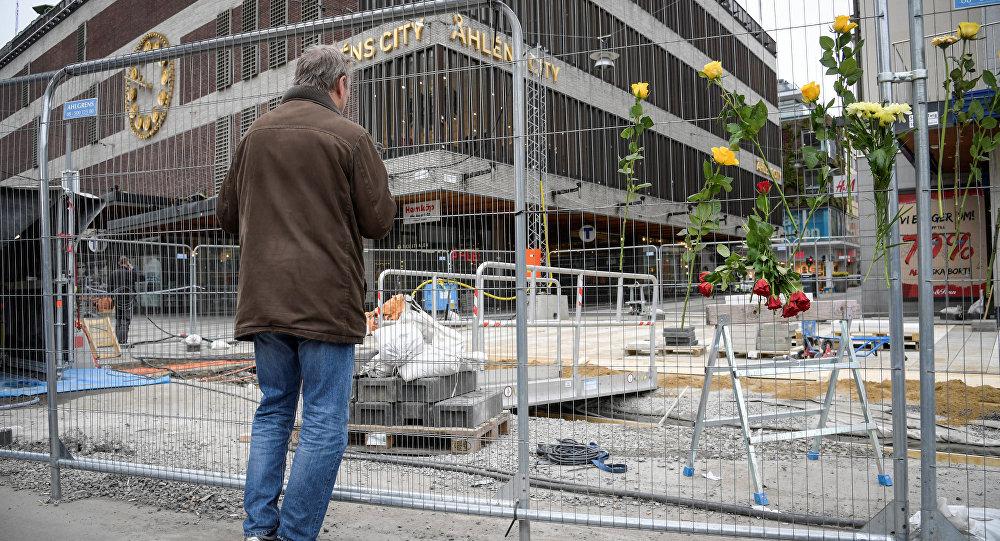 Жители Беларуссии непострадали впроцессе теракта вСтокгольме— МИД