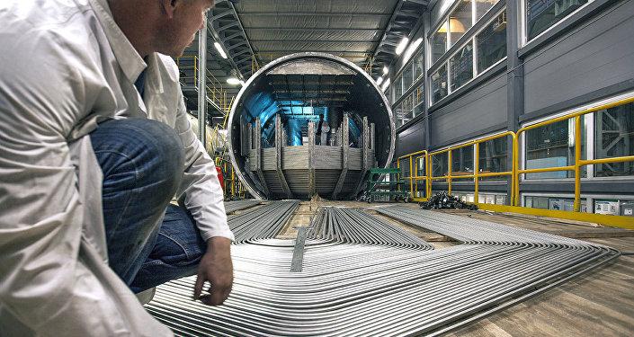 На 2-ой  энергоблок БелАЭС установят корпус реактора, предназначавшийся для Балтийской АЭС