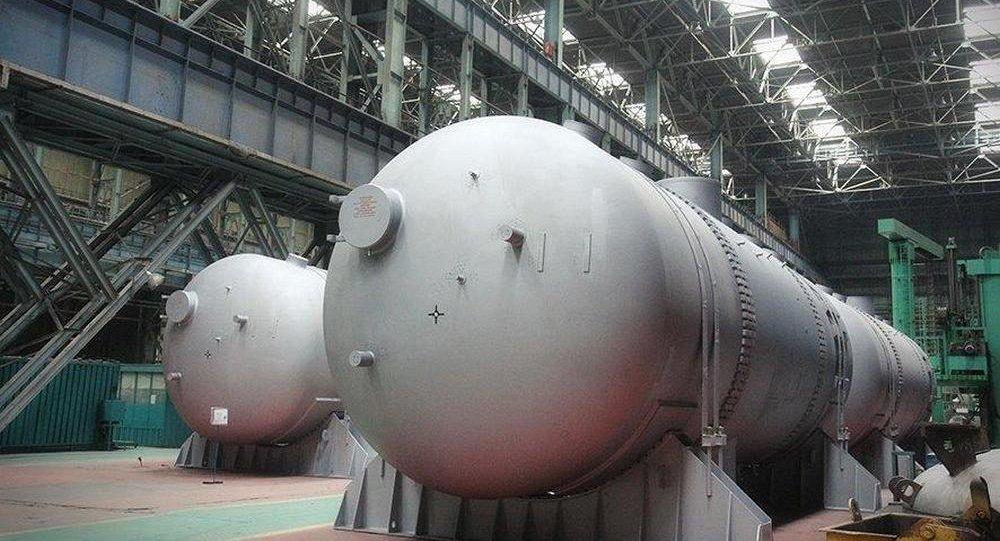 Беларусь и РФ  договорились опоставке корпуса реактора для 2-го  энергоблока БелАЭС