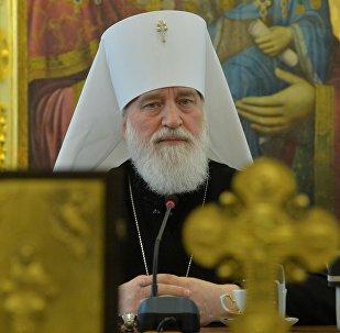 Митрополит Минский и Заславский, Патриарший Экзарх Беларуси Павел