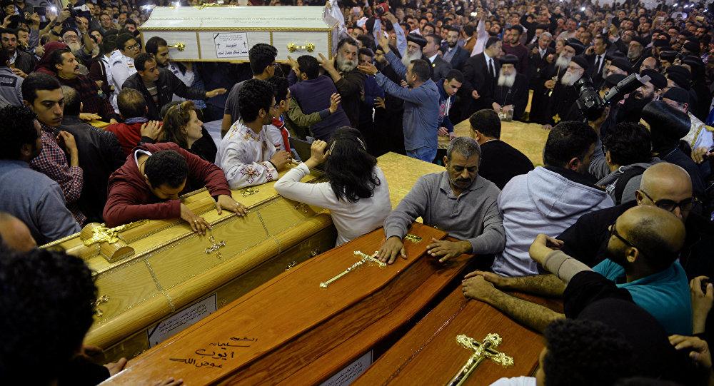 Беларусь уверенно осудила теракты вегипетских храмах