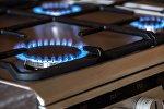 Огонь газовой плиты