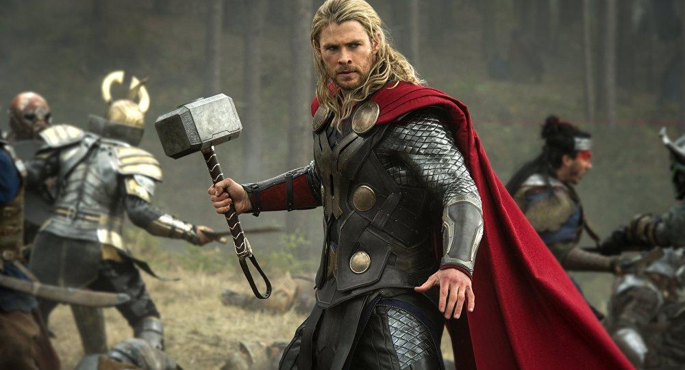 Вышел 1-ый трейлер фильма Marvel «Тор 3: Рагнарек»