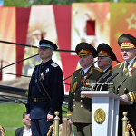 Парад у гонар 70-годдзя Перамогі ў Вялікай Айчыннай вайне