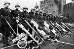 Парад Победы в 1945-м