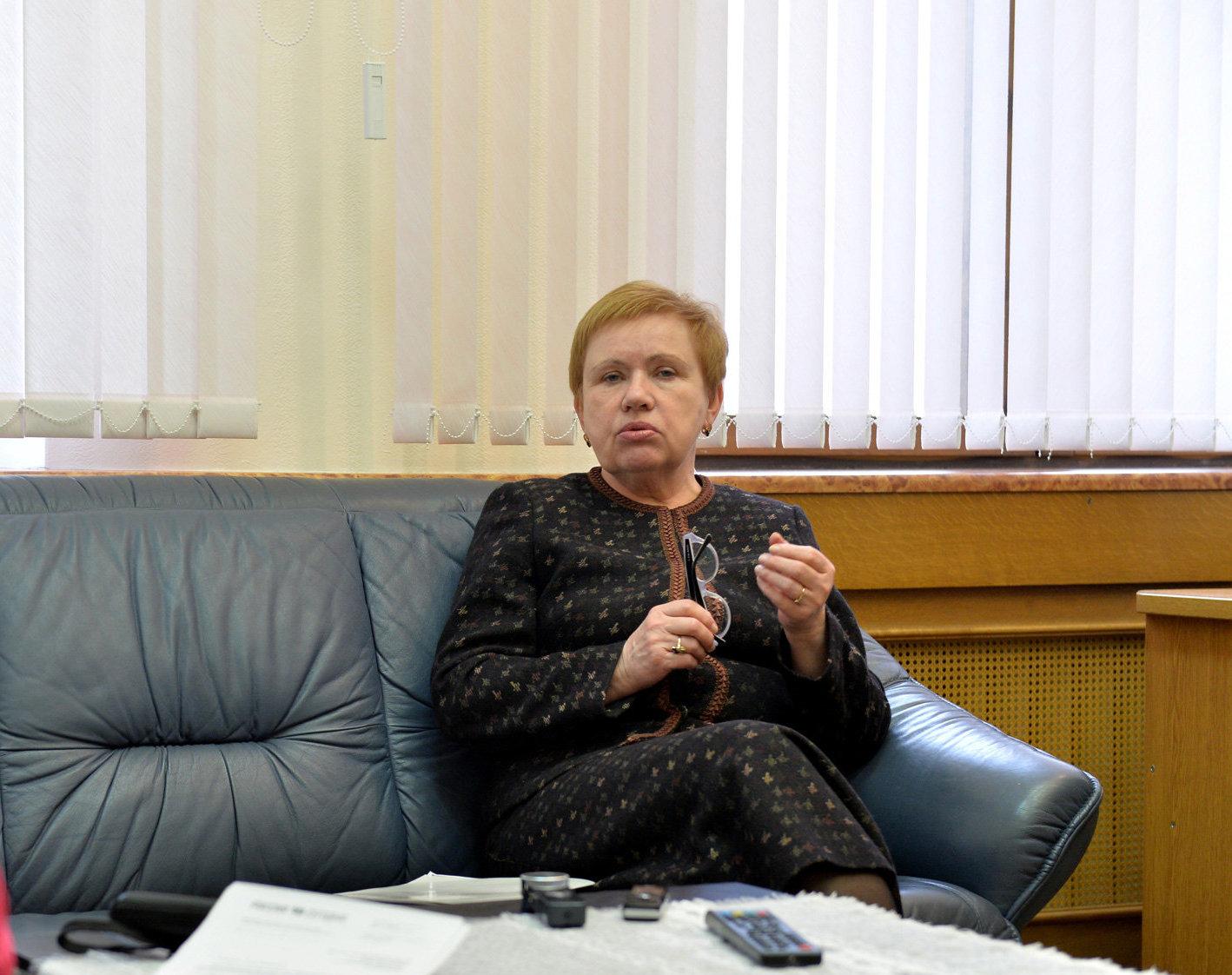 В кабинете у главы Центризбиркома