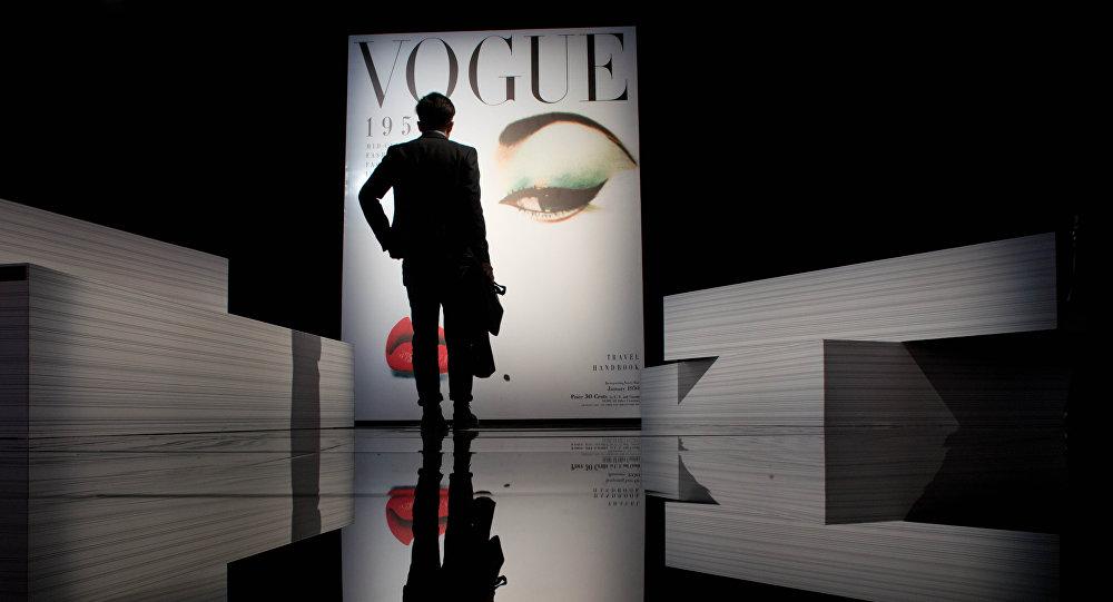 Главным редактором английского журнала Vogue впервый раз назначен мужчина
