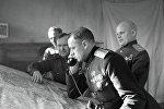 Командующий Белорусским фронтом Константин Рокоссовский